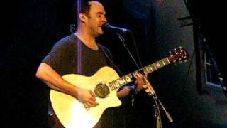 Dave Matthews Band - Live in Lucca - Rye whiskey