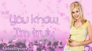 Christina Aguilera - Blessed Lyrics
