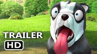 The Nut Job 2 Official Trailer (2017) Will Arnett Animated Movie HD