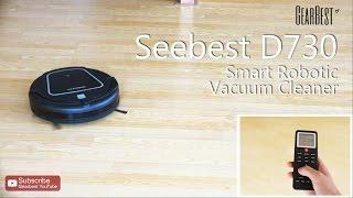 Seebest D730 Smart Robotic Vacuum CleanerCOUPON: SeebestD730- Gearbest.com