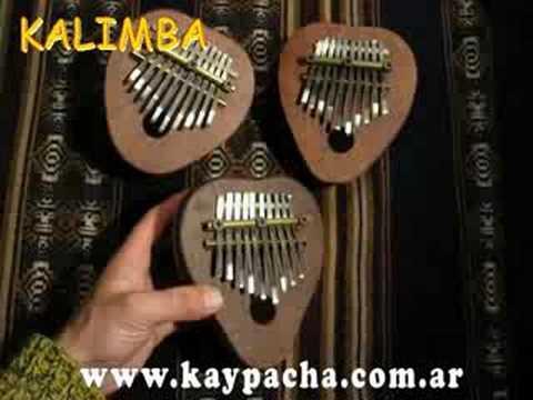 KALIMBA (africa)