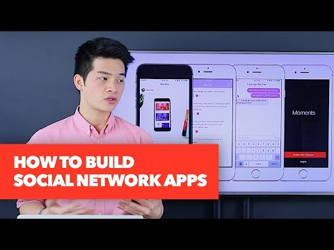 How To Build Social Network Apps - For IOS, Android, Web Development - How To Make An App Mp3