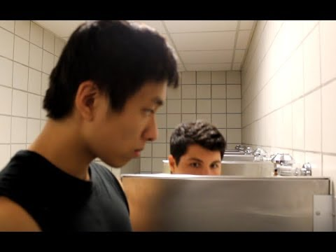 Guys at Urinals