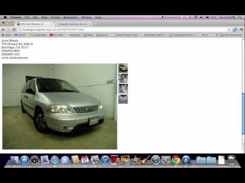 Craigslist San Diego Cars And Trucks By Owner | Auto Car