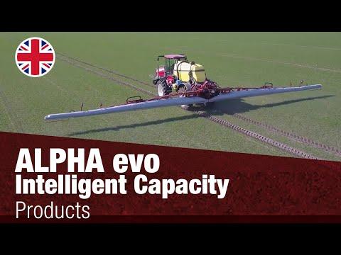 Hardi Alpha Evo 5100 l, 30 m Twin Luftunterstützung