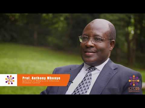 What's Changed? Conversation with Ugandan ICPD25 Change Hero Prof Anthony Mbonye