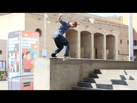 """preview image for Rough Cut: Miles Silvas' """"Numbers Edition 3"""" Part"""