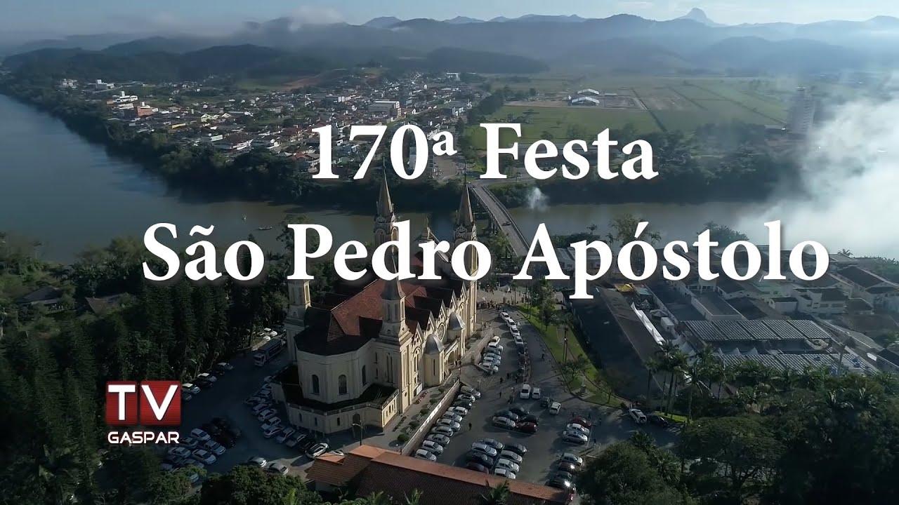 170ª Festa de São Pedro Apóstolo em Gaspar (SC)