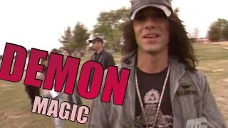Demon Magicians: Episode 1 - Reveal THIS - (Criss Angel, Dynamo, David Blaine and more)