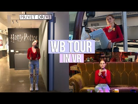 WB Tour In VR | madelaine petsch