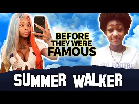 Summer Walker | Before They Were Famous | Girls Need Love | Biography