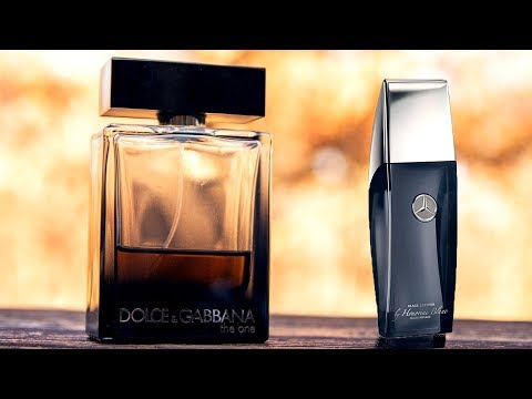 MERCEDES BENZ VIP BLACK LEATHER VS THE ONE EDP | SEXY FRAGRANCES FOR MEN