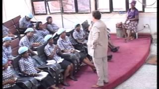 Warren Preaching In Nigeria 2015