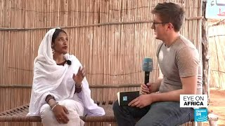 Sudan: Alaa Salah, The Woman Dubbed 'face Of The Protests', Talks To FRANCE24