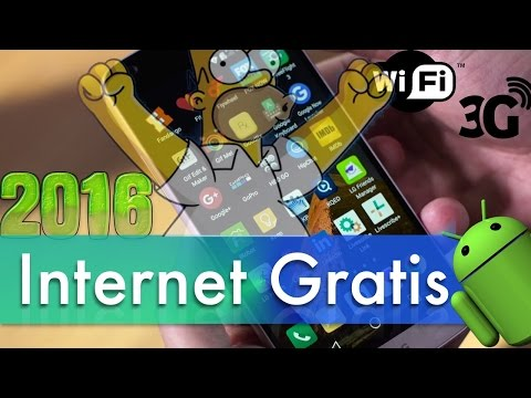 Video Mejor App: Tener INTERNET GRATIS en Cualquier ANDROID | 2017