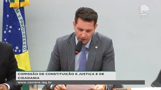 Constituição e Justiça - Reunião para votação de propostas legislativas - None