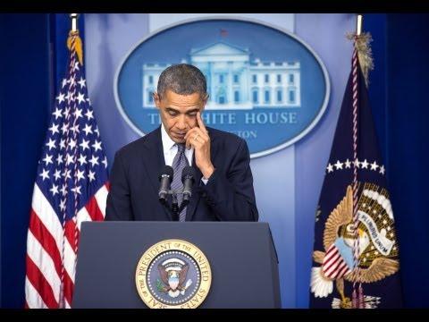 Obama sulla strage a Newtown, Connecticut