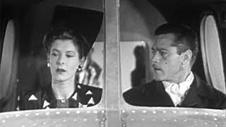 Flight to Nowhere (1946) CRIME THRILLER