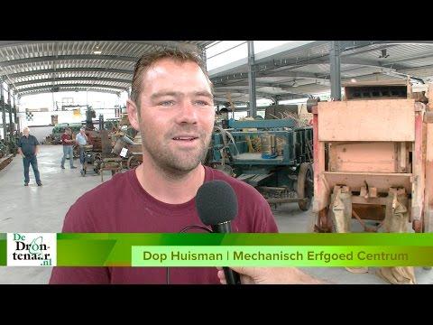 VIDEO | 'Speeltuin van oude technieken' in Dronten officieel geopend