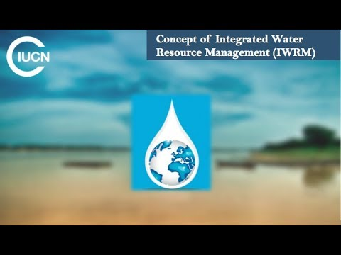 T1 Concept of Integrated Water Resource Management (IWRM)