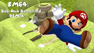 Super Mario 64 Bob Omb Battlefield Ultimate Rave Remix (8 38