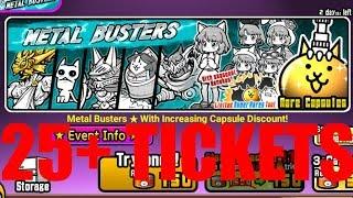 The Battle Cats - Epicfest Rare Cat Capsule Opening - 5
