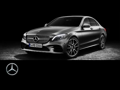 The new Mercedes-Benz C-Class 2018
