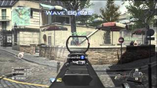 MW3 Survival Resistance wave 90 World Record Call of Duty Modern Warfare 3 Gameplay