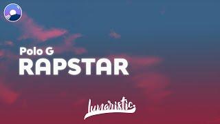 Polo G - RAPSTAR (Clean Version & Lyrics)