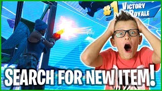 SEARCH FOR PROXIMITY GRENADE LAUNCHER!