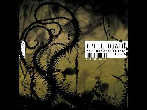 Ephel Duath - Few Stars, No Refrain, and a Cigarette online metal music video by EPHEL DUATH