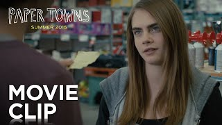 Trailer of Paper Towns (2015)