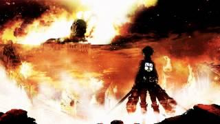 Shingeki No Kyojin - Guren No Yumiya English Cover By Shadowlink4321 & AmaLee Full Extended