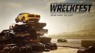 Wreckfest Gameplay (Reshade)