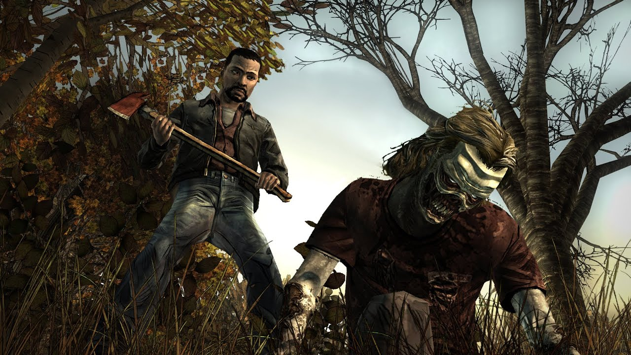 Next Time, On The Walking Dead Video Game…
