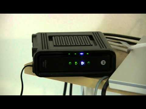Motorola Surfboard SB6121 Cable Modem Review