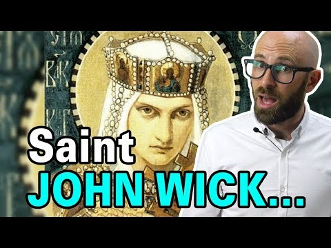 Hell Hath No Fury: The Saint Who Went All John Wick on Her Husband's Killers