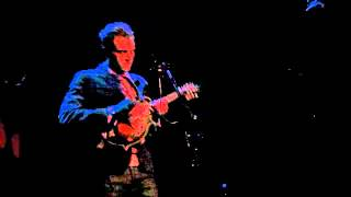 "Chris Thile @ Rockwood Music Hall: ""I'm Yours If You Want Me"""