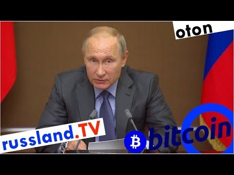 Putin über Bitcoin auf deutsch [Video]