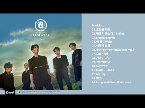 FULL ALBUM] DAY6 - MOONRISE [Part 1] download YouTube video in MP3
