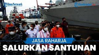 Jasa Raharja Salurkan Santunan kepada 17 Korban Pesawat Sriwijaya Air yang Telah Teridentifikasi