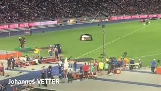 Javelin throw Berlin 2018 Rohler/Hoffmann/Vetter