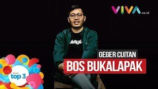 VIVA Top3: Uninstall Bukalapak, Bonus Rumah Asian Games & Anak HIV Ditolak Sekolah