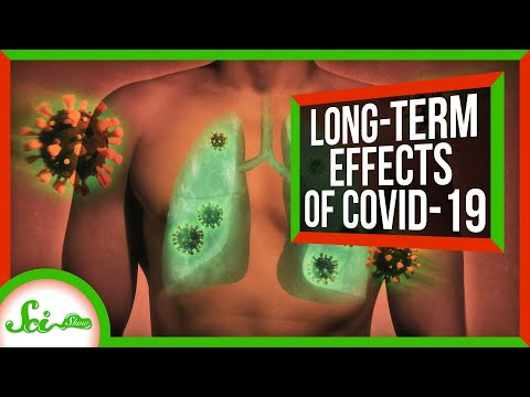 COVID-19's Long Term Health Damage is Still Not Fully Known