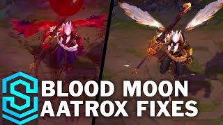 Blood Moon Aatrox + Prestige Update/Fixes