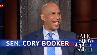 Senator Cory Booker Is Running In 2020... For Something - Video Youtube