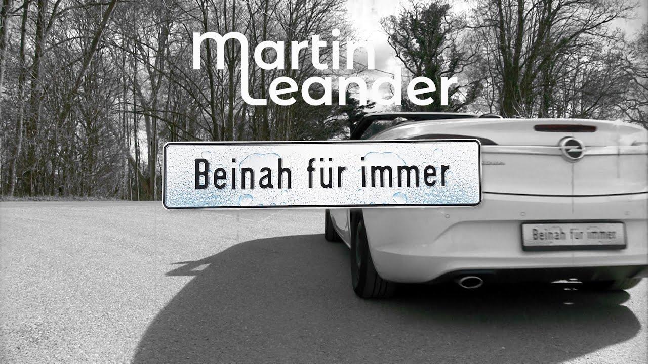 Martin Leander – Beinah für immer