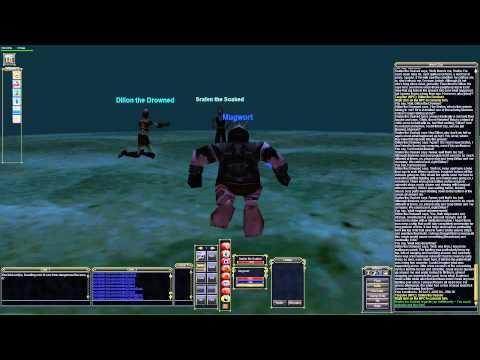 Project 1999 (Malagdori) CoM Shaman Epic Fight - смотреть