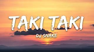 Dj Snake - Taki Taki   S  Ft. Selena Gomez, Ozuna, Cardi B