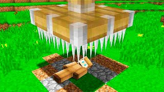 DO NOT TRY THIS IN MINECRAFT!